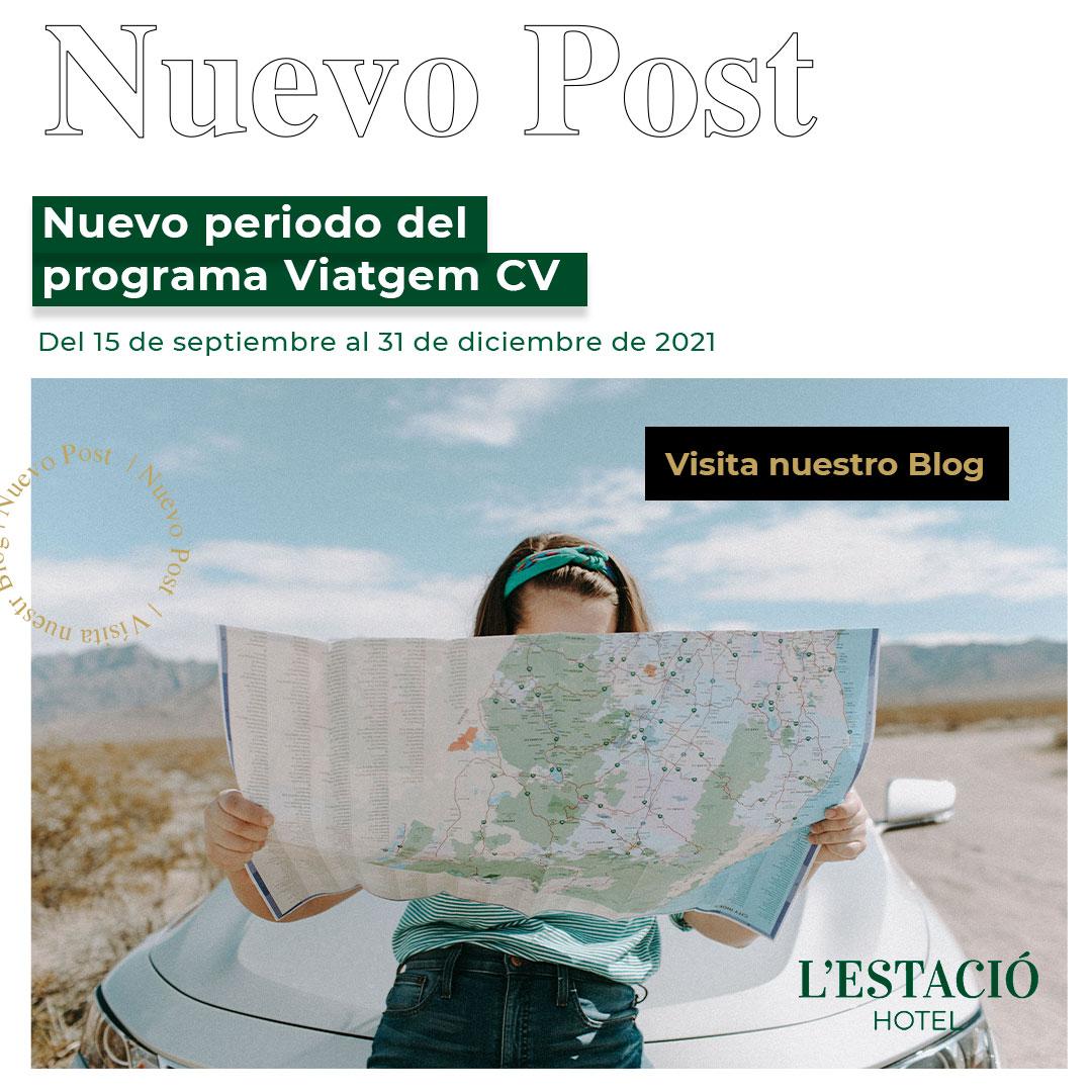 Nuevo periodo del programa Viatgem CV