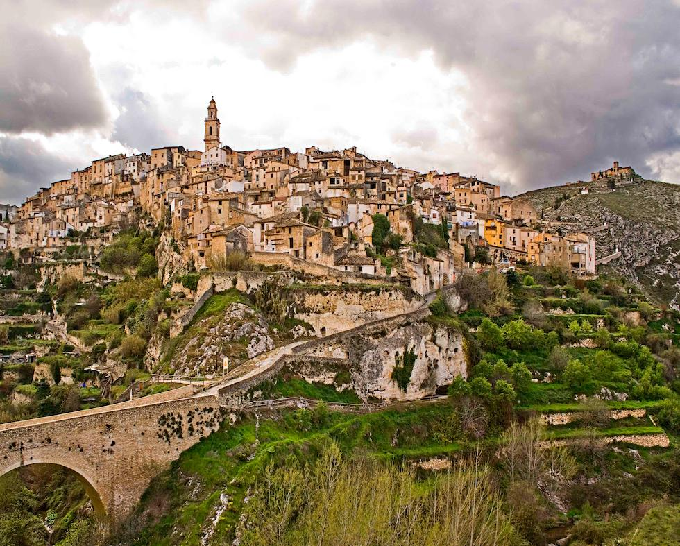 Bocairent, a charming town