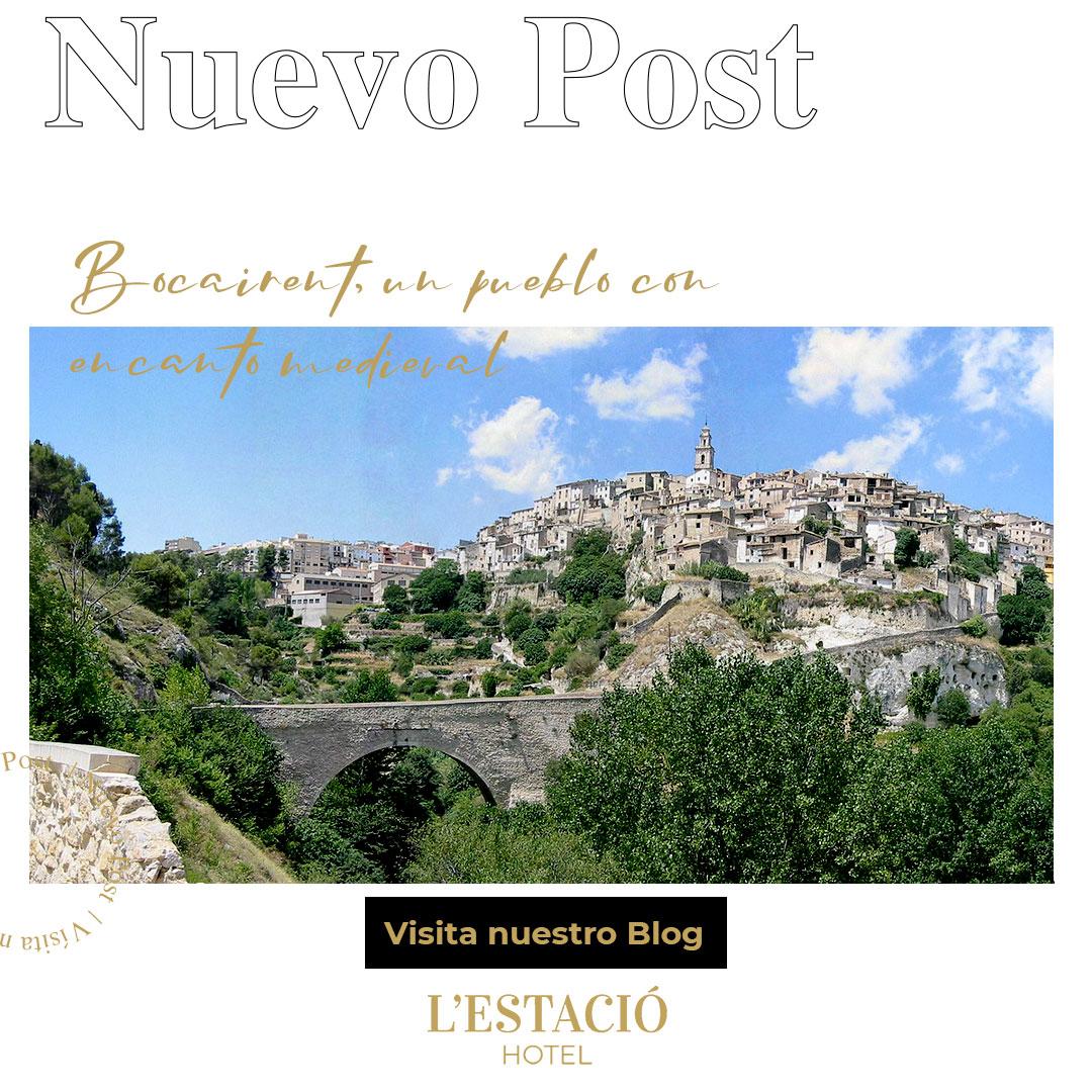 Bocairent, un pueblo con encanto medieval