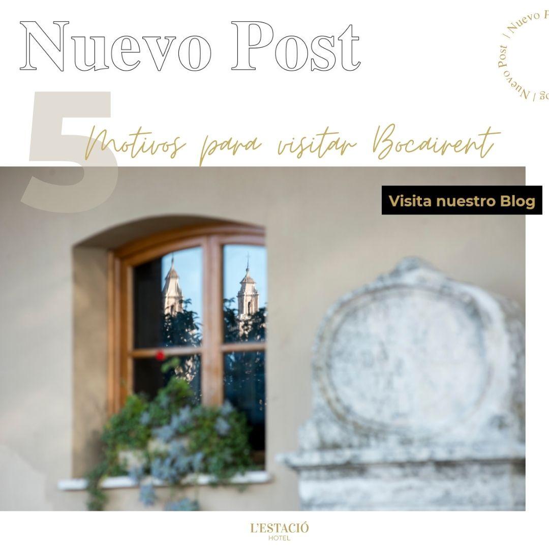 5 motivos para visitar Bocairent